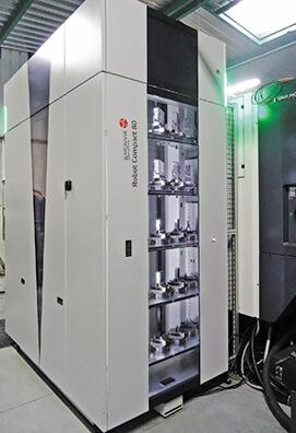 Robot_ERC80 en atelier