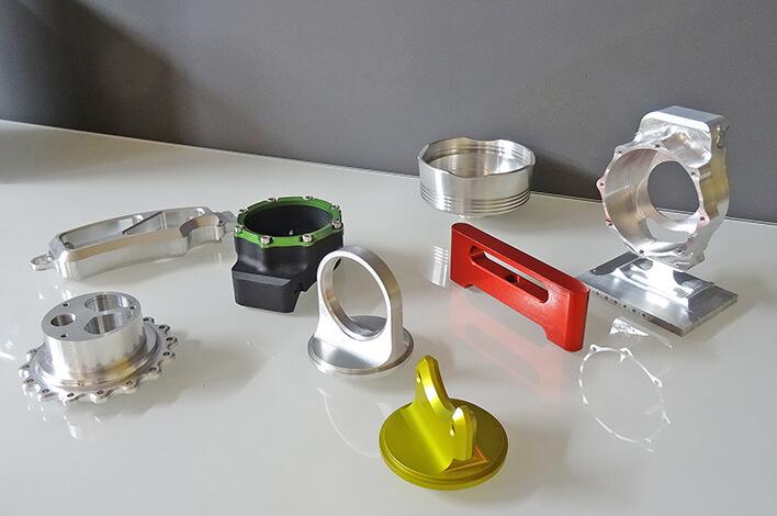 NC-Machining - plongée accessoires