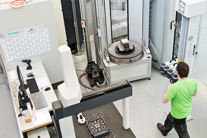 Automatisation EROWA chez les spécialistes du prototypage et outillage rapides