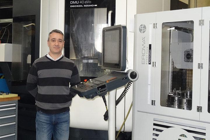 Société Mécanique PANSU, la robotisation machine, un gage de confiance pour le secteur médical