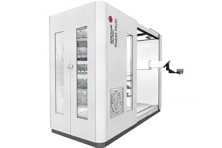 La gamme EROWA Robot Multi (ERM)