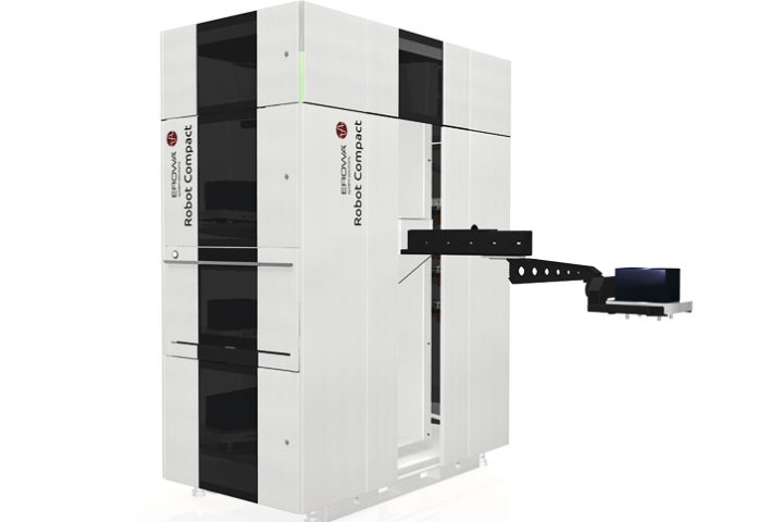 Nouveauté : Erowa Robot Compact ERC