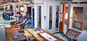 Atelier robotisé