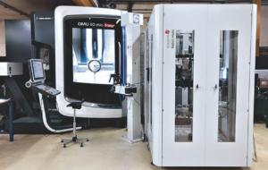 Magasin Erowa Robot Multi Cattin - Cap sur la productivité