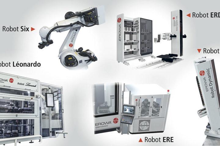 Robot Erowa 2020