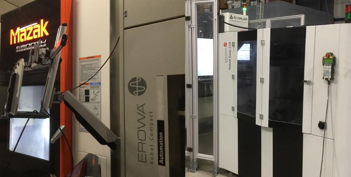 Automatisation chez Delvert Mécanique