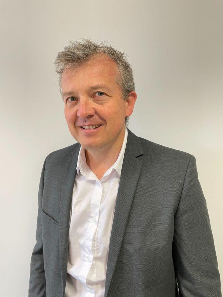 Gilles Chaffard, gérant Erowa